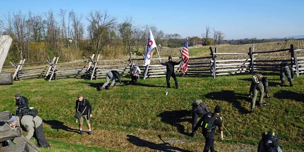 Castlemen Historic Battle Antietam