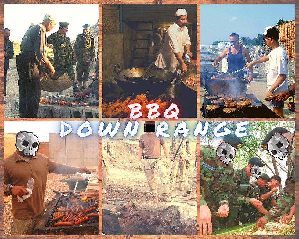 Combat & Down Range BBQ