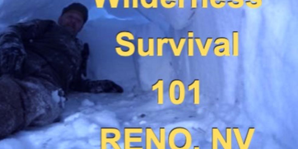 Wilderness Survival 101 (Winter)