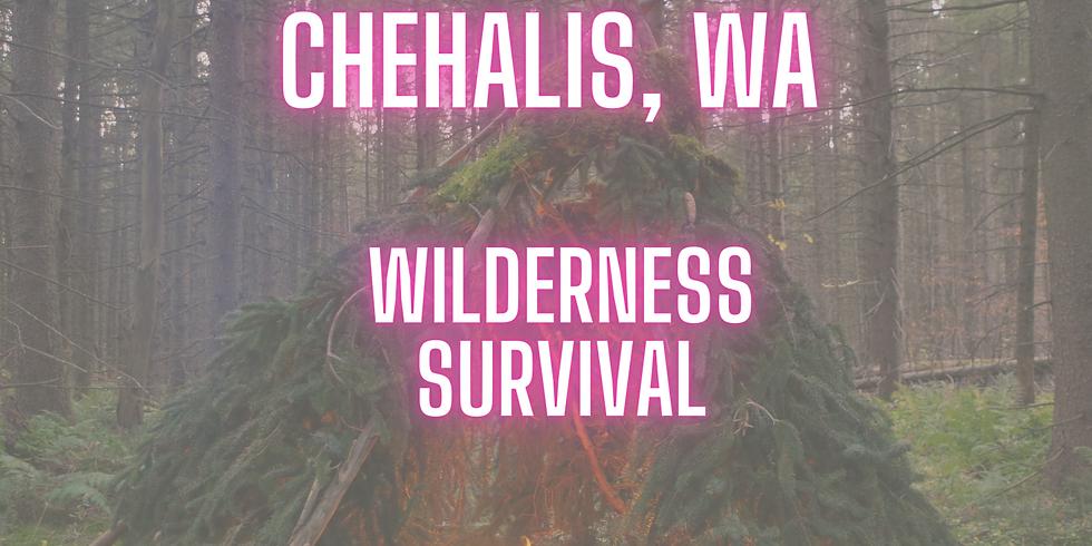 Wilderness Survival 101 (PNW)
