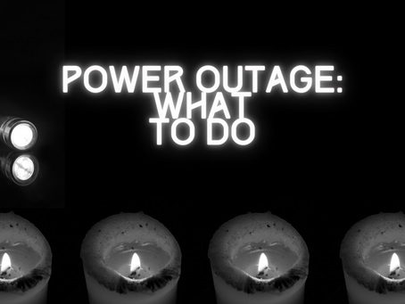 Power Outage: What To Do