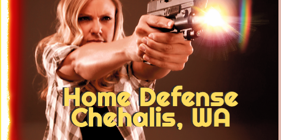Pistol - Home Defense Course