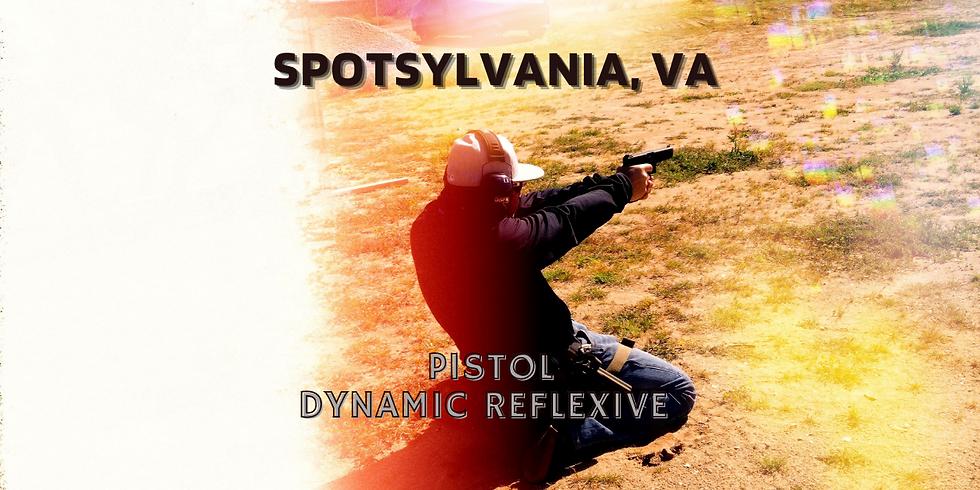 Dynamic Reflexive Pistol 201