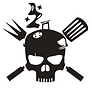 Smoked Bros Logo B/W