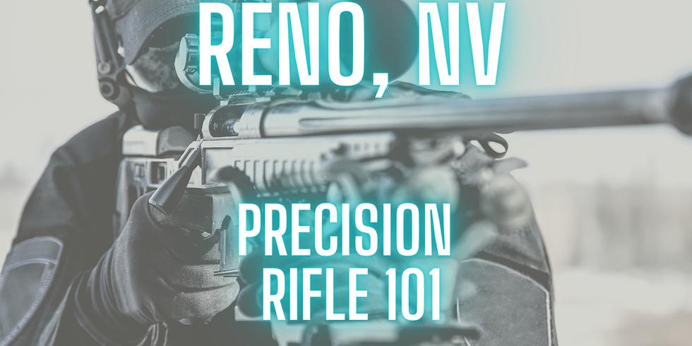 Precision Rifle 101 (2-day)