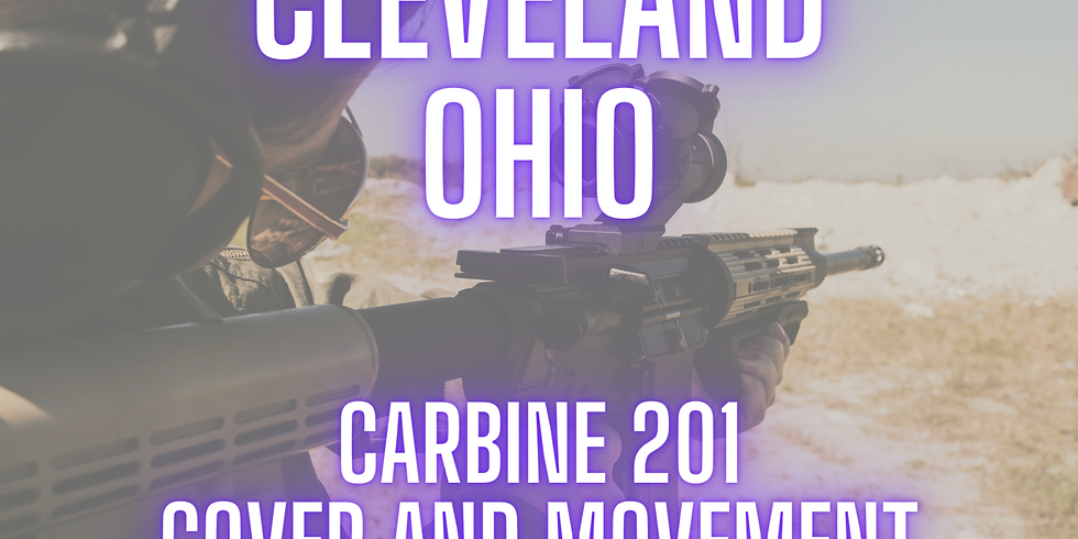 Carbine 201:Dynamic Cover and Movement
