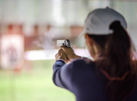 6 FUNDAMENTALS OF PISTOL SHOOTING