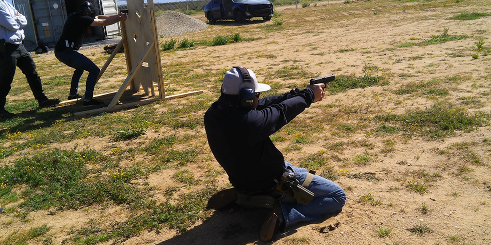 Dynamic Reflexive Pistol
