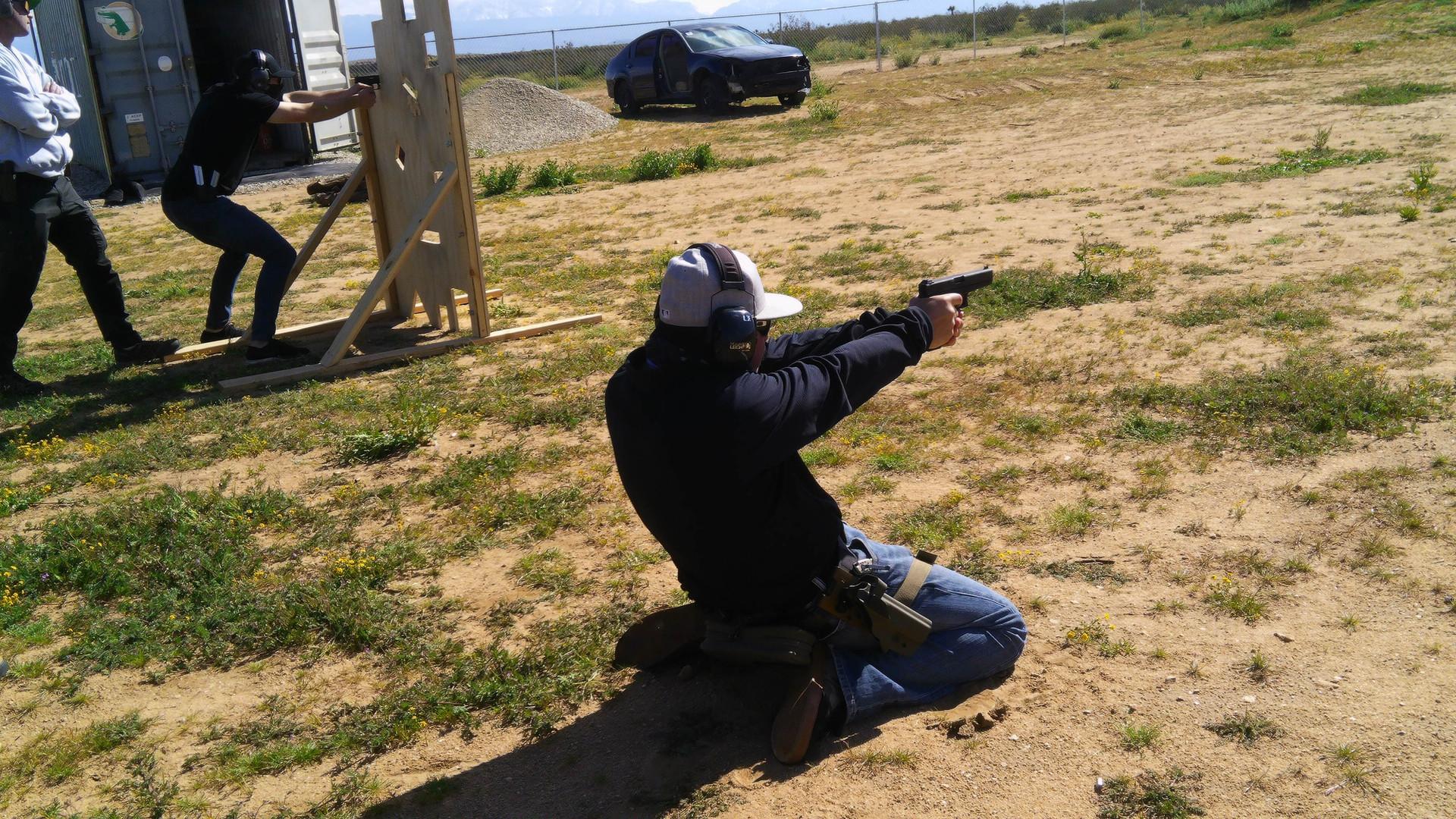 Postional Shooting