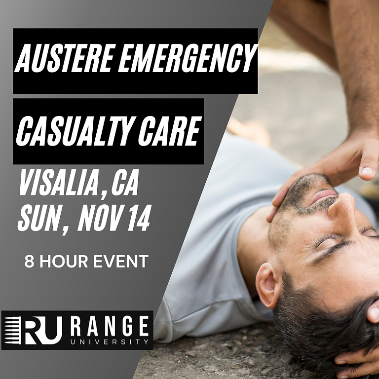 Austere Emergency Casualty Care