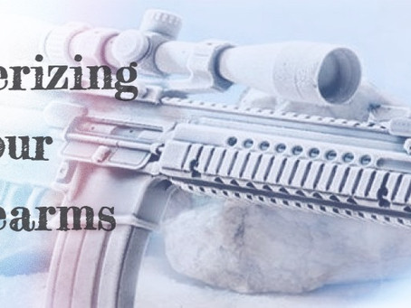 Winterizing Your Firearms