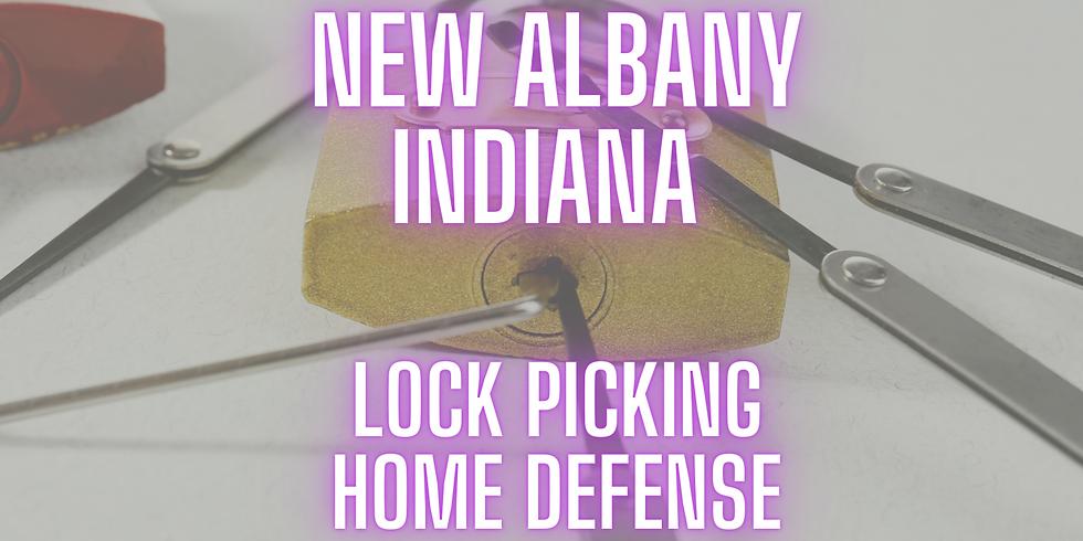 Lock Picking - 105 (Home Defense)
