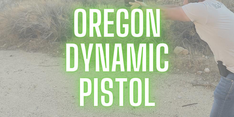 Pistol 201 Dynamic Reflexive