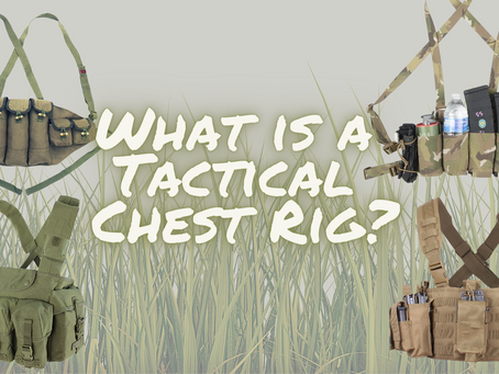 What is a Tactical Chest Rig?