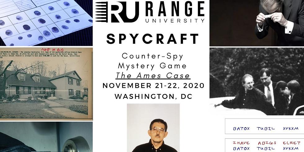 SpyCraft - The Ames Case