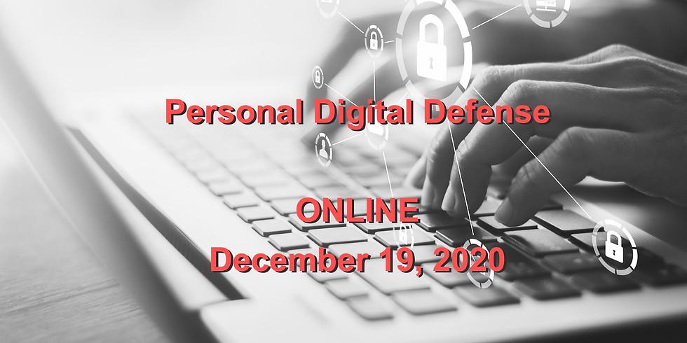 Personal Digital Defense Course