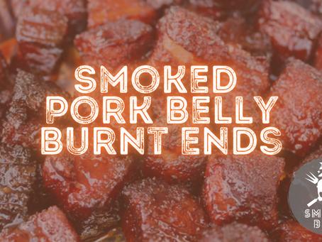 Smоkеd Pork Belly Burnt Ends