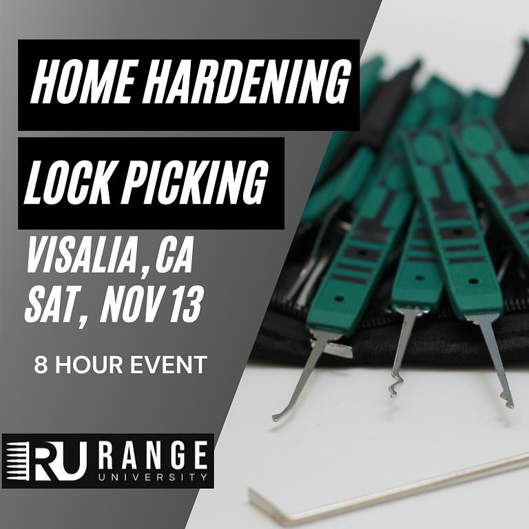 Lock Picking - 105 (Home Hardening)