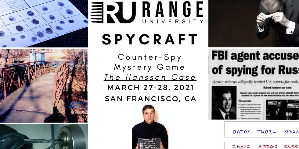 SpyCraft - The Hanssen Case