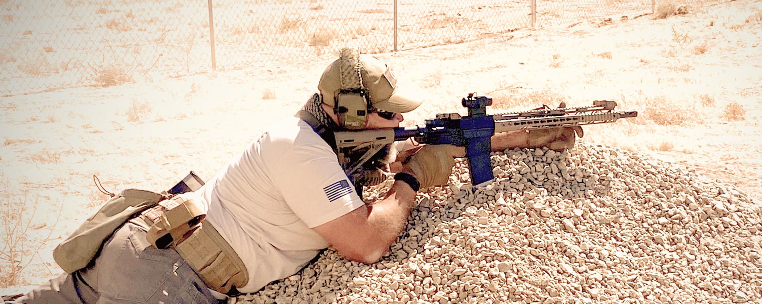 El Mirage Carbine Prone