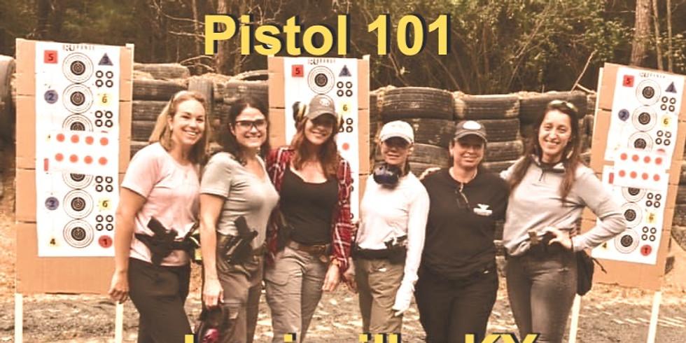 Pistol 101- Female Only