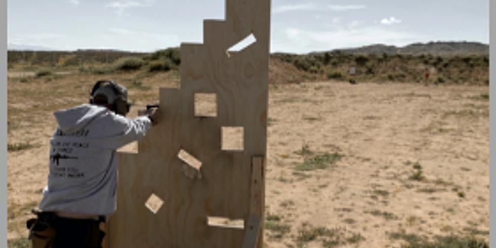 Pistol: Level 210: Barricade Firing