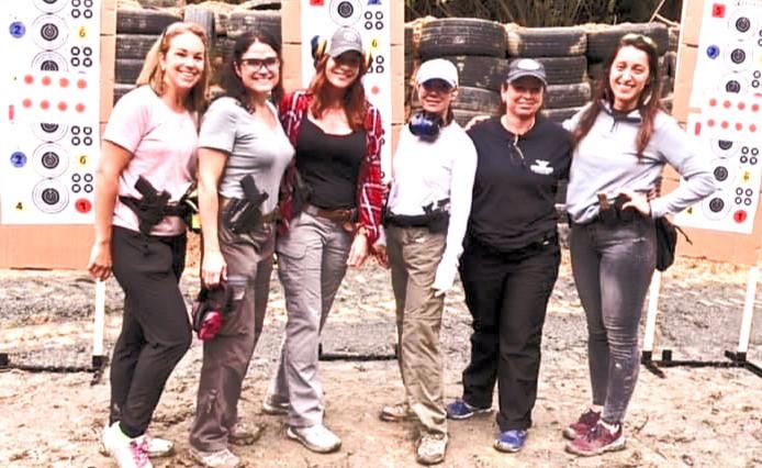 Viriginia's Female Shooters