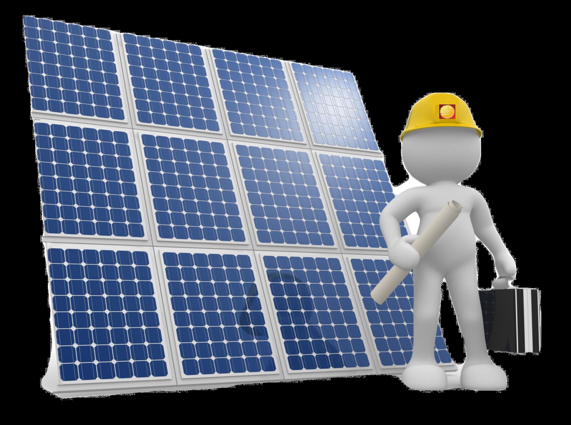 Orçamento/projeto para Energia Solar
