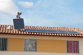 paineis solares instalação