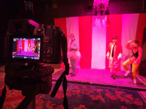 ROAR Filming