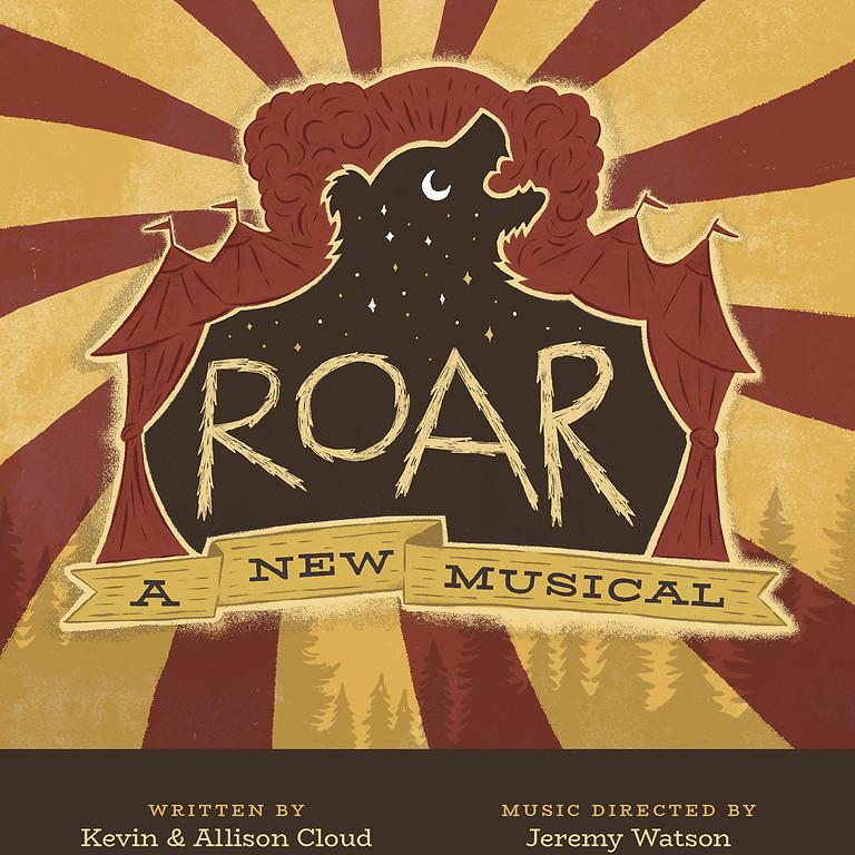 ROAR A New Musical 2021 KC Fringe Festival