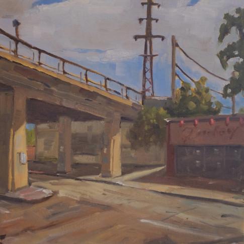 Overpass, Lynbrook