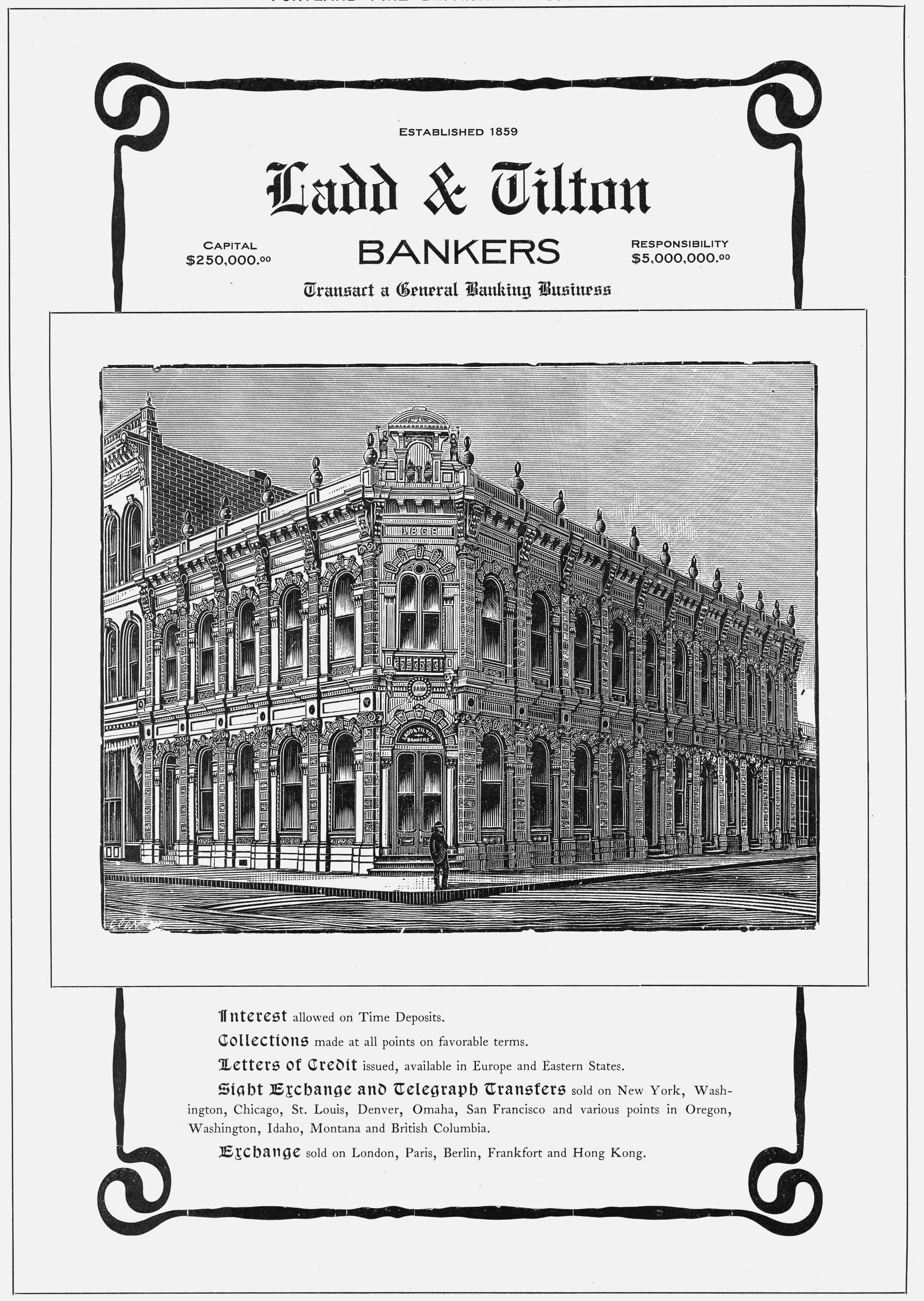 Ladd and Tilton Bank