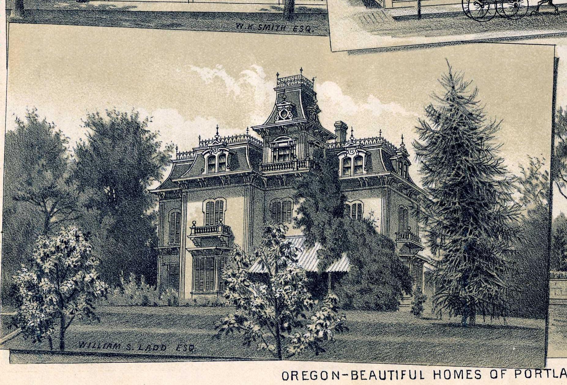 Ladd Mansion