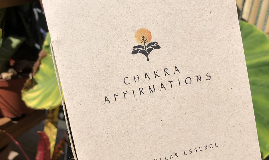 Stellar Chakra Affirmations