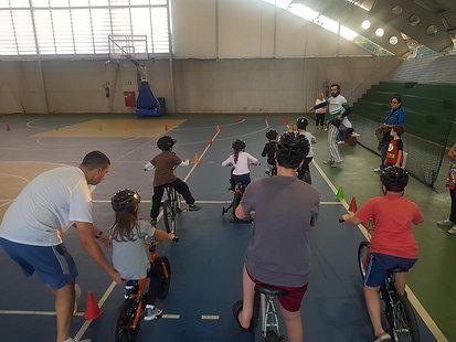 BikERÊ - Atividades com a Frotinha de Bikes Pediverde!