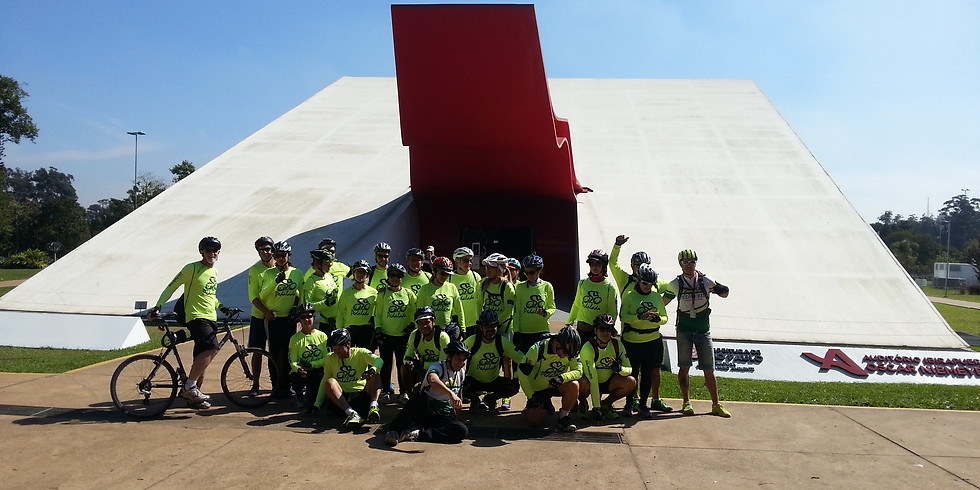 SESC Pompeia convida | Passeio Ciclístico ao Parque Ibirapuera