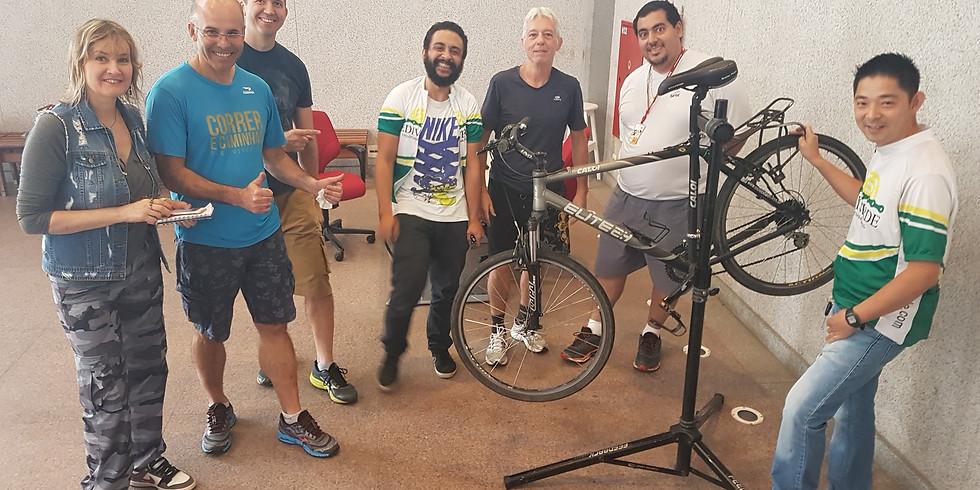 SESC | Santo André convida: Conhecendo Sua Bike por Dentro
