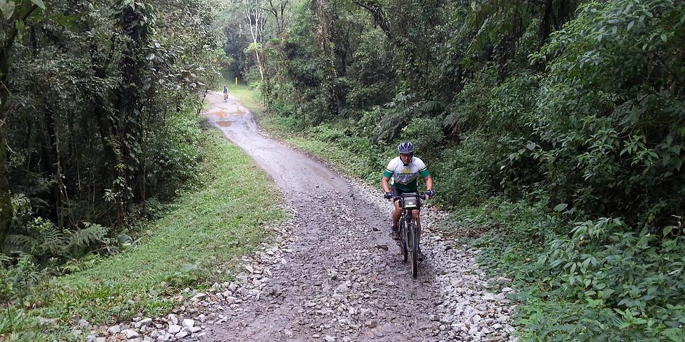 (45 km com terra e asfalto) Caminhos do Sal Pt 1 e Pt 2 (Trecho Zanzalá e Trecho Carvoeiros)