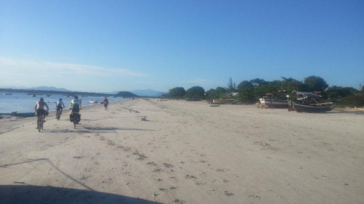 Ilha do Cardoso, Superagui e Ilha do Mel