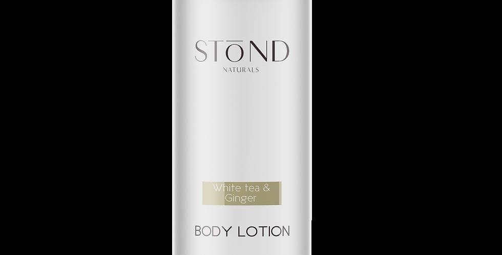 White Tea & Ginger Body Lotion -250ml