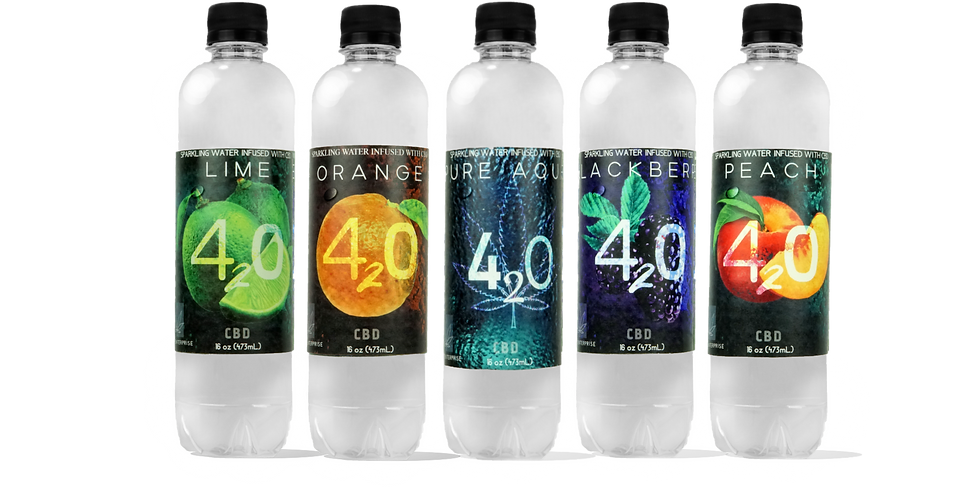 42O Assorted Flavors 16 oz 12 Pack