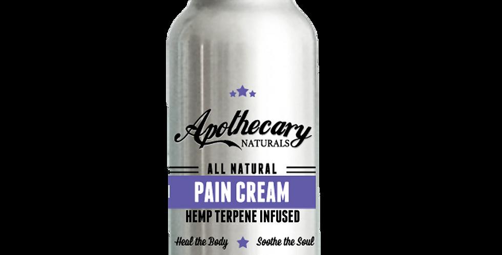 Lavender Topical Pain Cream - 120mL Pump