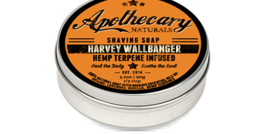 Shaving Soap - Harvey Wallbanger - 3.2oz