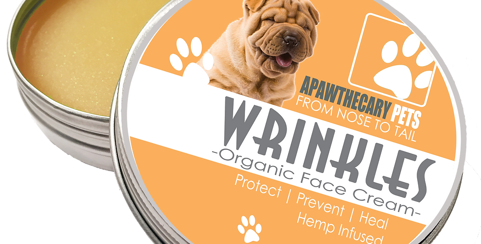 CBD Pet Wrinkle Balm-60mL