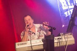 Uwe (Mr. Higgins) live on stage
