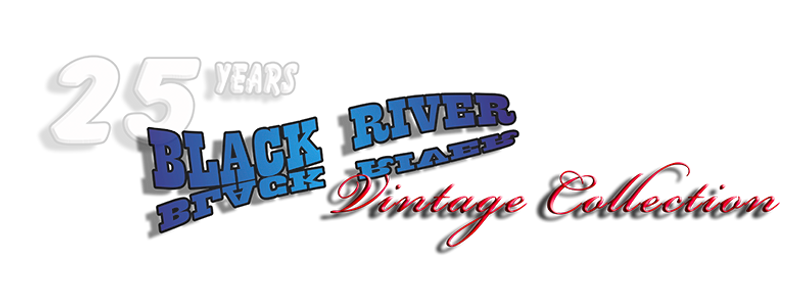 Black River Logo Vintage