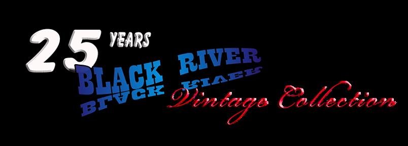 Black River Logo Vintage