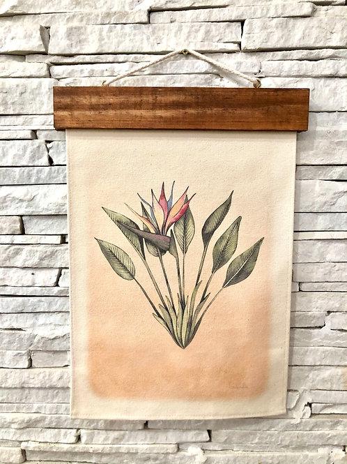 Strelitzia Tapestry