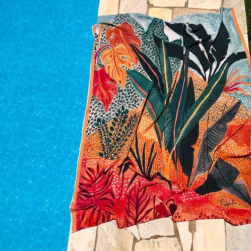 Oversized Terra Viva Tapestry